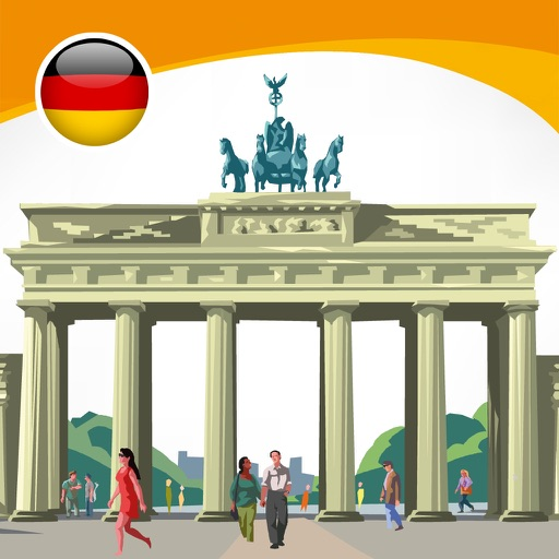 Learn German Words icon
