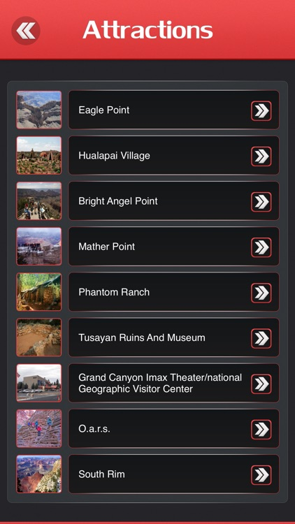 Grand Canyon National Park Travel Guide screenshot-2