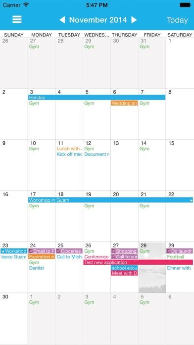 Screenshot for Those Days(+Journal/Calendar/Reminder/Photo) in Taiwan App Store