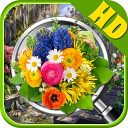 Hidden Objects in Garden