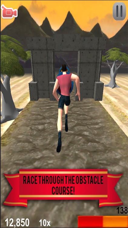 Brave Obstacle Runner