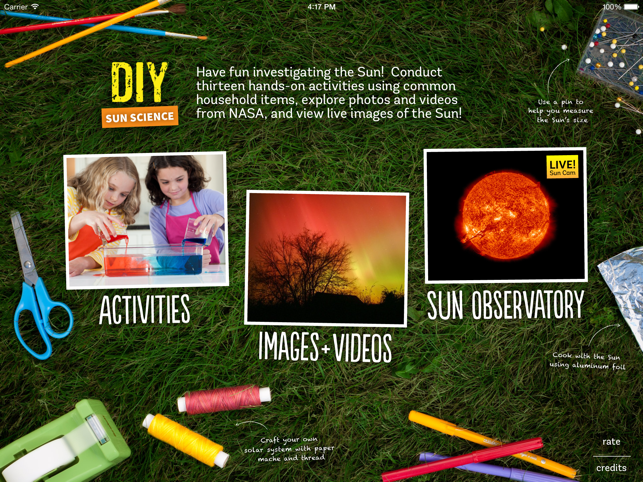 ‎DIY Sun Science Screenshot