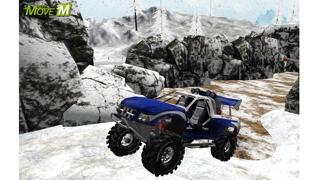 4x4 Offroad Trial Winter Racing screenshot one