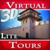 ハドリアヌスの長城。ローマ帝国最も重く要塞化された境界線 - 銀行東タレットのバーチャル3Dツアー&トラベルガイド(Liteバージョン)