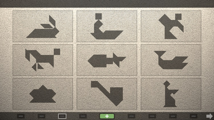 TanZen - Relaxing tangram puzzles screenshot-1