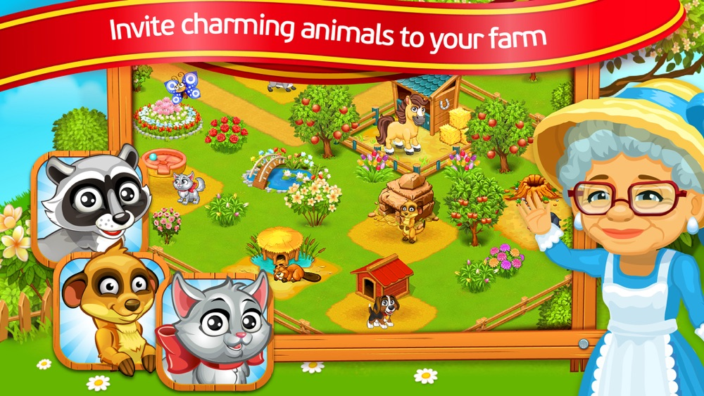 Farm Town: Lovely Pets hack tool