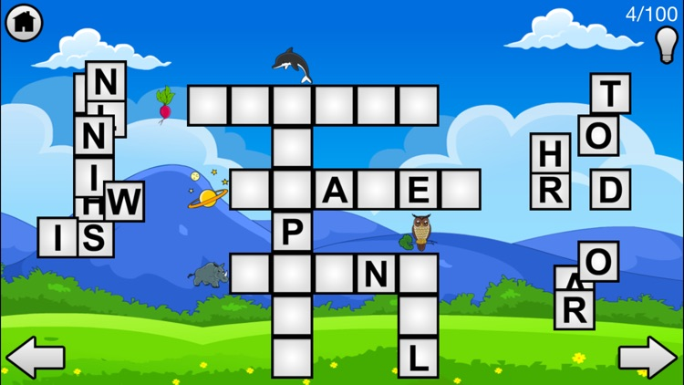 Crossword Puzzle Game For Kids screenshot-4