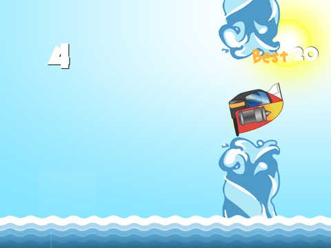 Ace Speed Motor Boat Racer - Amazing water wave racing-ipad-2