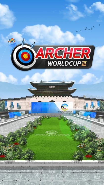 ArcherWorldCup3 - Archery game screenshot-4