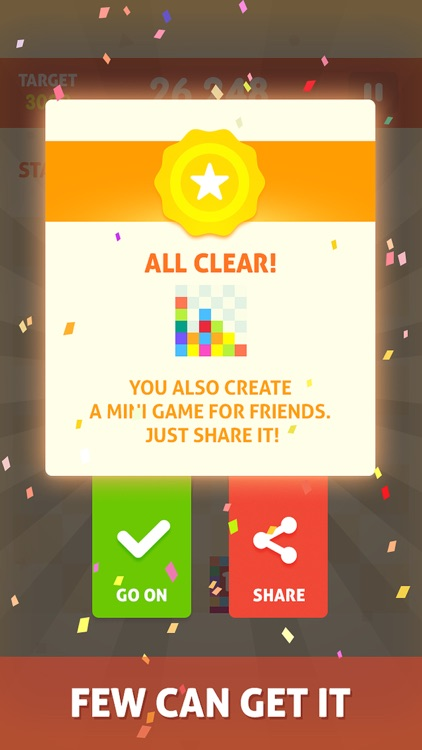 Just Clear All - popping numbers puzzle game