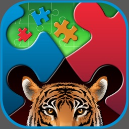 Tiger Jigsaw Game – Combine Piece.s To Complete Best Wild Animal Puzzle Picture