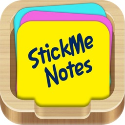 StickMe Notes - Beautiful Checklist Reminder - ToDo Task Lists & Personal Sticky Notepad Application With Alarm