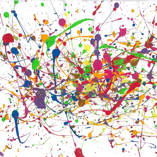 Jackson Pollock Paintings HD Wallpaper and His Inspirational Quotes Backgrounds Creator