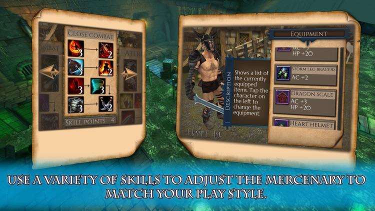 Quest for Revenge screenshot-3