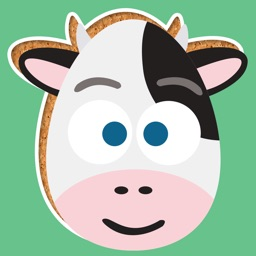 Play with Farm Animals - The 1st Free Jigsaw Game for kids and little ones age 1 to 4