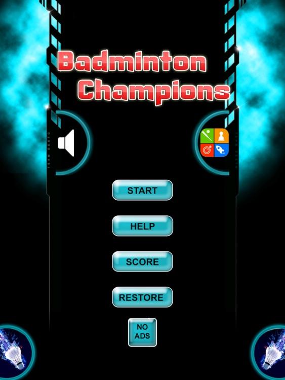 Badminton Champions HD