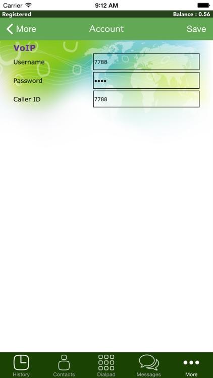 Amplefone. screenshot-3