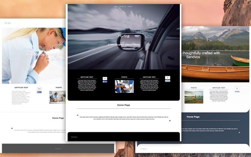 Top 10 Apps like Themes Box for iWeb in 2019 for iPhone & iPad