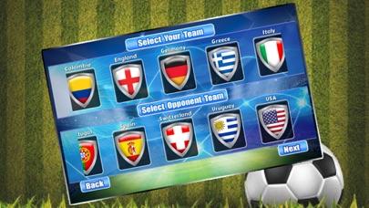 Real Soccer League screenshot two