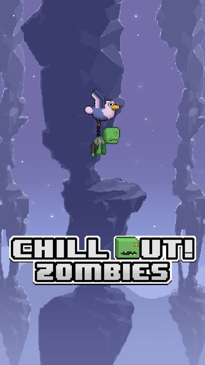 Chill Out! Zombies screenshot-0
