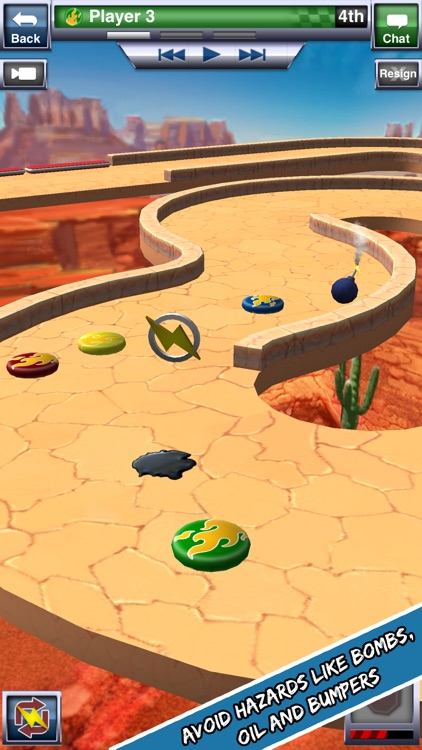Disc Drivin' Lite screenshot-1