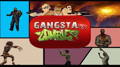Tough Gangstars vs Zombies Invasion - Judgement Day
