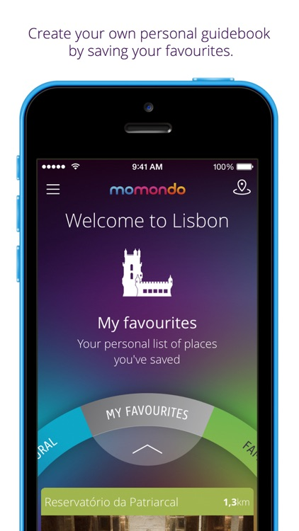 Lisbon travel guide & map - momondo places screenshot-4