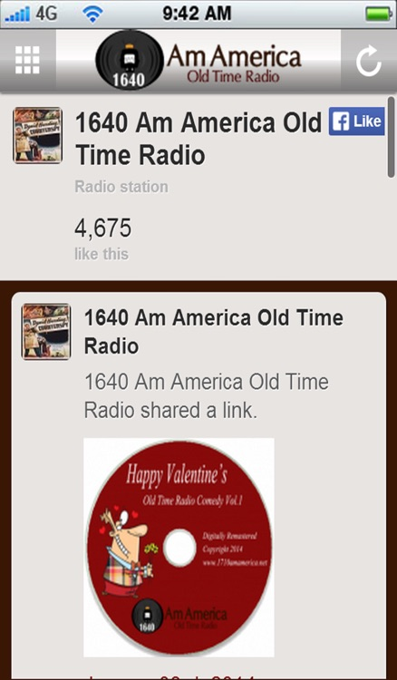 Am America Old Time Radio