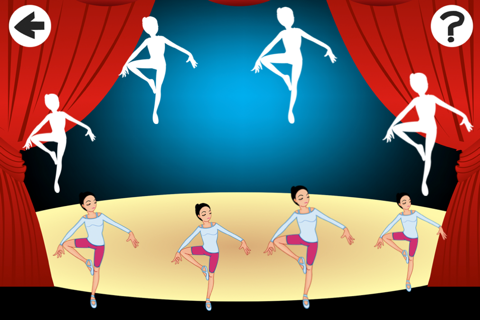 Ballett School Kid-s Game For Free With Little Dan - náhled