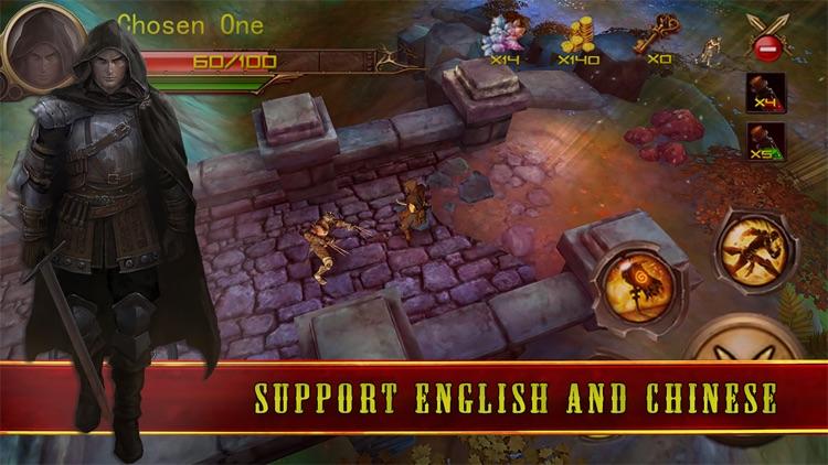 Dungeon Of Chaos screenshot-4