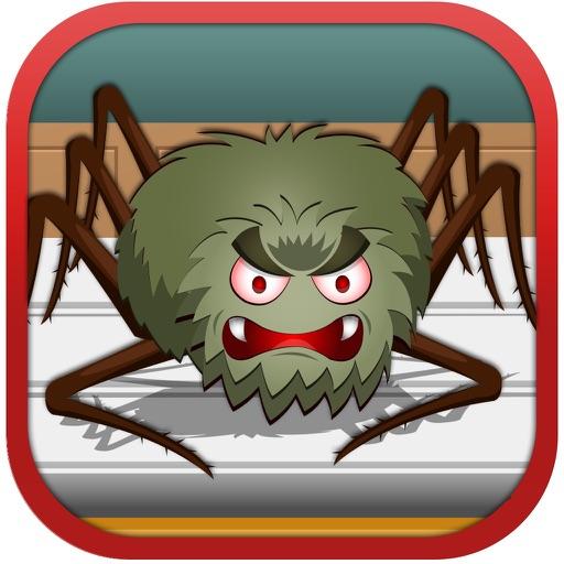 Scary Spider Smasher - Reflex Tester Pro