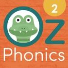 Oz Phonics 2 - CVC, CCVC words, consonant blends, sentences icon