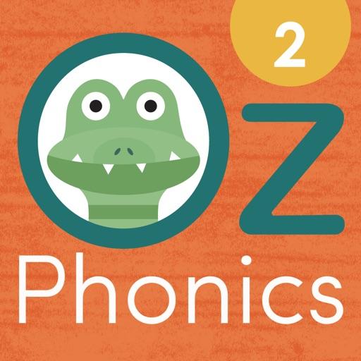 Oz Phonics 2 - CVC, CCVC words, consonant blends, sentences