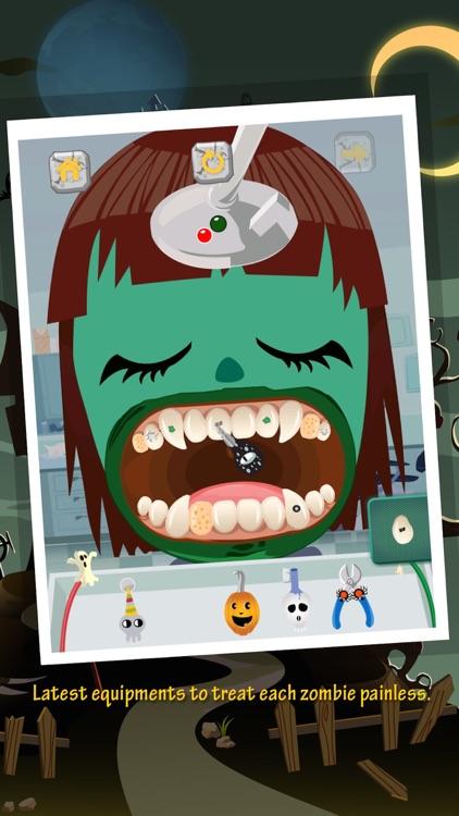 Halloween Scary Dentist screenshot-4