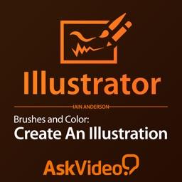 AV for Illustrator CC 103 - Brushes and Color