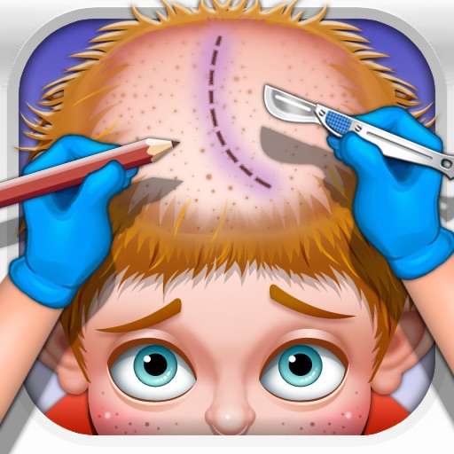 Head Surgery Simulator - Surgeon Games