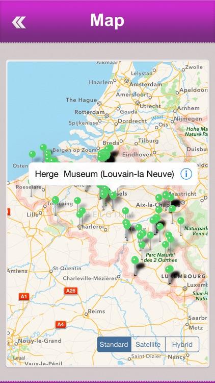 Belgium Tourism Guide screenshot-3