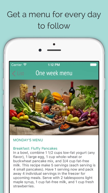 Mediterranean diet: recipes, meal plans and food list