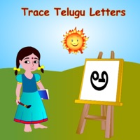 Codes for Trace Telugu and English Alphabets Kids Activity Hack