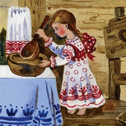 Сказка Маша и три медведя - интерактивная книга