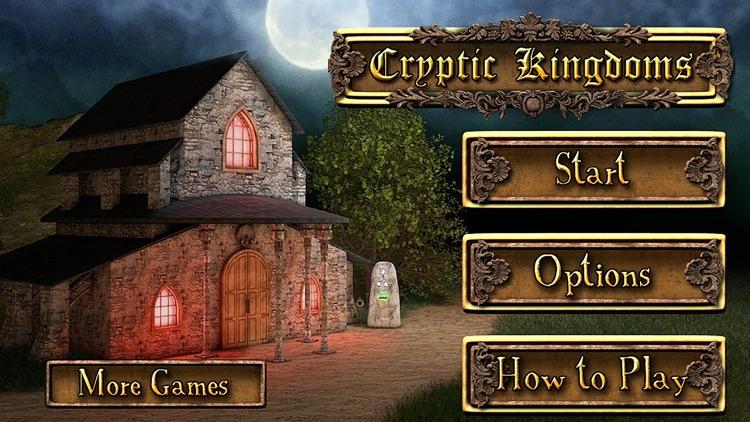 Cryptic Kingdoms