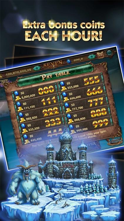 Slots™ - Seven Seas screenshot-4