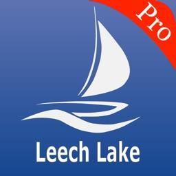 Leech Lake Nautical charts pro