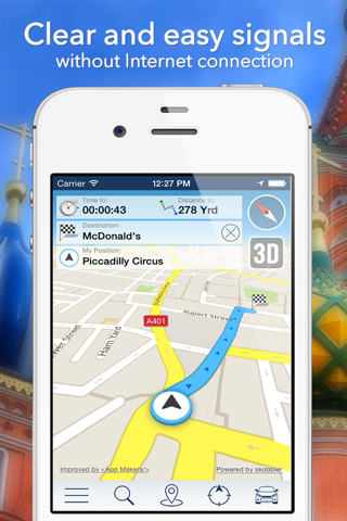 Germany Offline Map + City Guide Navigator, Attractions and Transports screenshot 4