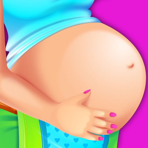 Isabella Grows Up - Baby & Family Salon Games for Girls