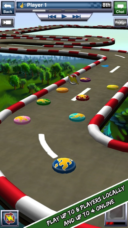 Disc Drivin' Lite screenshot-3