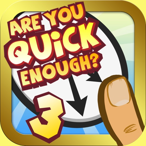 Are You Quick Enough? 3 - The Ultimate Reaction Test