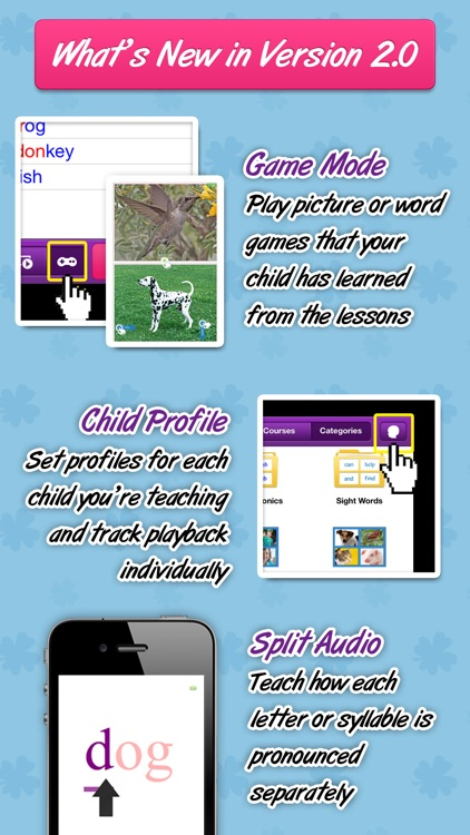 Little Reader Touch screenshot-4