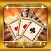 Ancient Egyptian Tri Tower Pyramid Solitaire