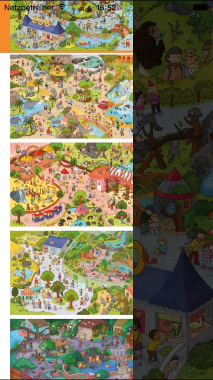 The Great Zoo Search And Find App screenshot-3